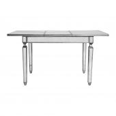 Table Rallonge Bois Miroir ▬NOUVEAU▬