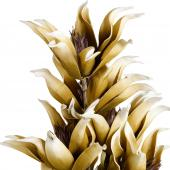 Fleur Tornala Moutarde 98cm