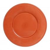 Assiettes Constance Terracota (2 tailles)