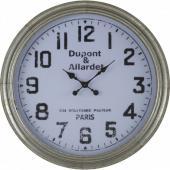 Horloge Luminaire Métal