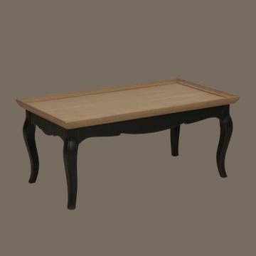 table basse manoir tables basses style campagne. Black Bedroom Furniture Sets. Home Design Ideas