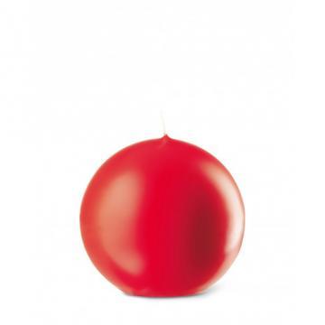 Bougie Ronde 8 cm (5 couleurs au choix)