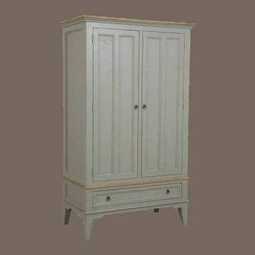 Armoire 2 portes, 1 tiroir Esquisse