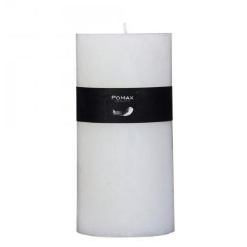 Bougie Cylindrique Pomax GM (11 couleurs au choix)