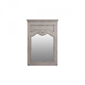 Miroir Trumeau Château & Dépendances Gris