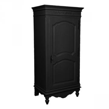 bonneti re romance noir country corner moins cher. Black Bedroom Furniture Sets. Home Design Ideas