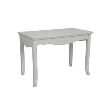 Table Bureau Lubéron Blanc Vieilli