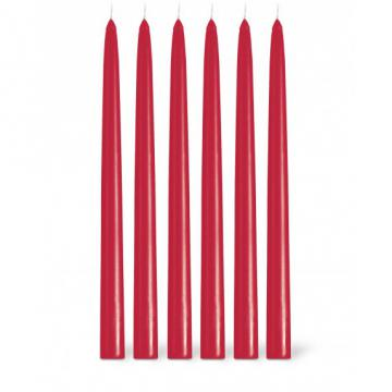 Bougie Flambeau Rouge Noël