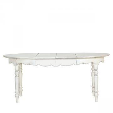 Table Ronde Harmonie 4 pieds