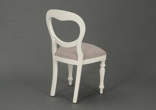 Chaise Tissu Agathe