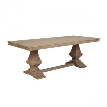 Table Balustre Héritage (Port gratuit)