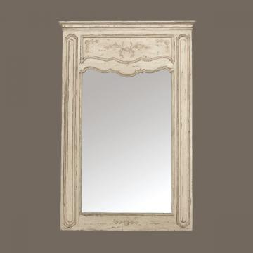 Grand miroir trumeau ch teau d pendances miroirs for On traverse un miroir