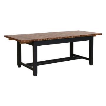 Table à Allonges Brocante Noir