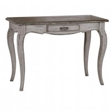 Table Bureau Château & Dépendances Gris Argenté