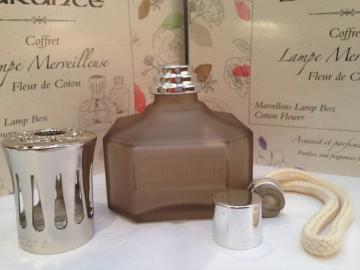 Lampe Merveilleuse Durance Taupe
