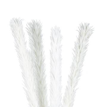 Fleur Tumba Blanc 126cm