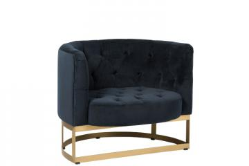 Fauteuil Wilson Anthracite