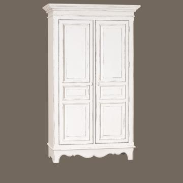 armoire 2 portes harmonie country corner moins cher. Black Bedroom Furniture Sets. Home Design Ideas