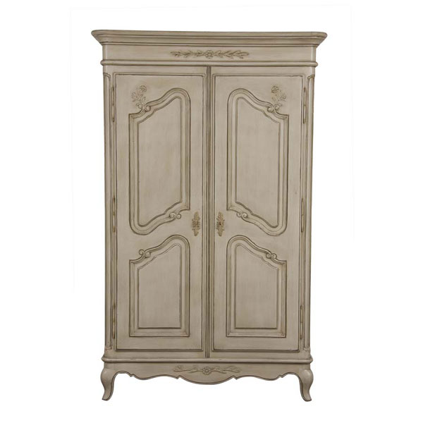 armoire 2 portes ch teau d pendances armoires style campagne. Black Bedroom Furniture Sets. Home Design Ideas