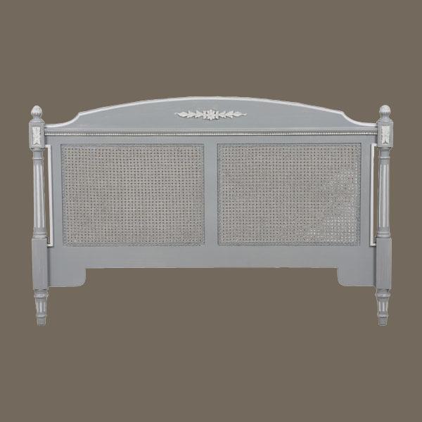 t te de lit gustavien 140 160cm lits t tes de lits style campagne. Black Bedroom Furniture Sets. Home Design Ideas